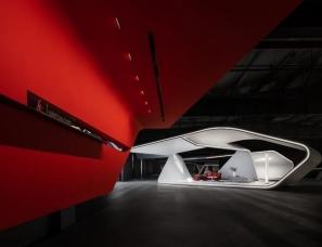 刘荣禄国际空间设计--珂图雅居全球总部旗舰店