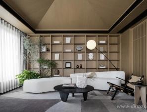珀澄设计+集至设计--嘉兴交投祥生·锦渔别院上叠样板房
