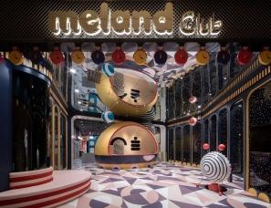 唯想国际李想设计--MELAND CLUB