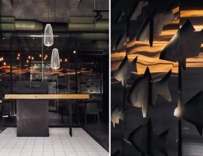 DA. design--圣彼得堡 PORT 2.0 餐厅