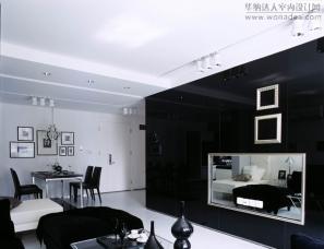 上海乐尚设计  金地地产《未来域》现代简约