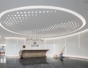 G&K桂睿诗设计--江苏中海华樾售楼处