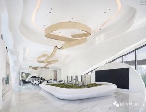 陈正茂设计--衡阳美的白鹭湾销售中心