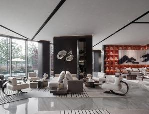 牧笛设计--融信上海海纳印象体验中心