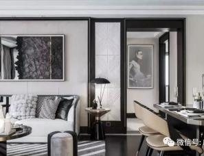 邸高-风格定位空间 质感源于细节