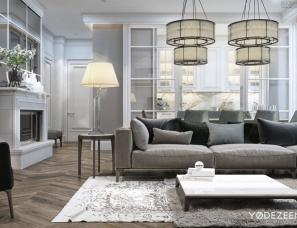 Yodezeen Design--house in south hamptin
