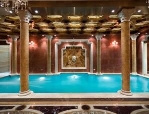 北京孟也设计作品 《欢乐颂》富力公馆别墅豪宅