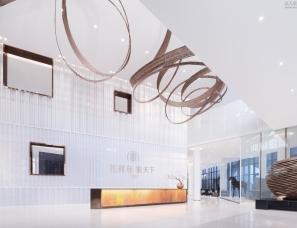 深圳昊泽空间设计--花样年惠州秋长家天下项目营销体验中心
