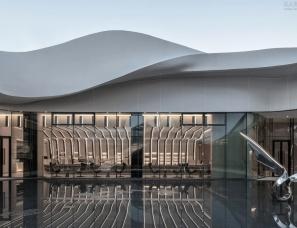 KLID达观国际设计--南京星河WORLD空山会所