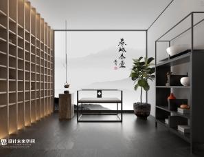 """大思设计未来空间丨""""燕城茶壶""""大师作品禅意空间"""