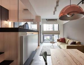 虫点子创意设计 --复式小宅