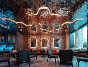 应物象形设计秦永祥--苏州海上一品?海鲜姿造餐厅
