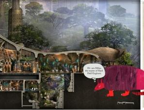 """Bill Bensley--2024全球首家""""世界野生动物园""""酒店"""