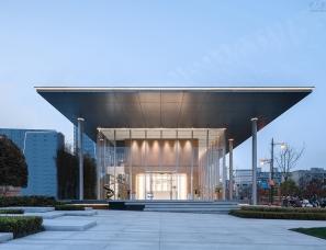 骏地建筑设计--平金中心展示中心