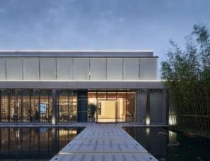 典尚建筑装饰设计--金成滨湖上境售楼处