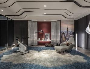 刘荣禄设计--北京 · 五里春秋豪宅