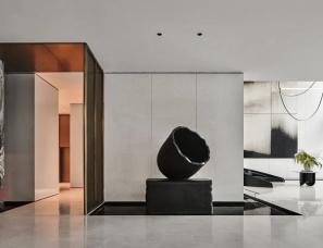 WSD世尊设计--重庆观音桥1号售楼处+样板房