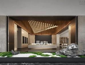 矩阵纵横--杭州檀映里生活艺术中心1306㎡