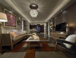 戴勇设计--惠州星耀国际样板房 2014