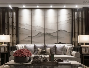 武汉王坤设计--大华·南湖公园世家