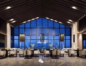 深圳李益中空间设计--阳江保利共清湖中央公园销售中心