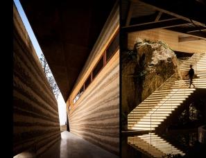 矩阵纵横设计--云南昆明山海美术馆