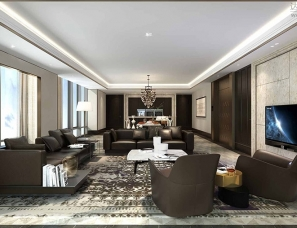 DIA丹健国际设计--深圳 华侨城天鹅堡 一期展示单元