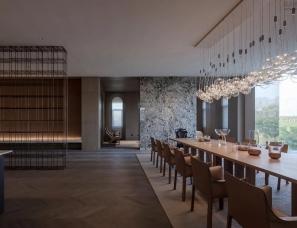 继景室内设计--美贺酒庄