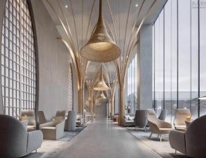 于舍设计于昭--重庆万科翡翠公园会所