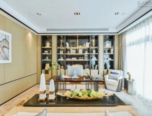 重庆诺瑞室内设计--龙湖·椿山│晴岚独栋别墅样板房