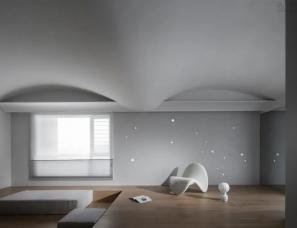 忱意空间设计--洛阳市洛龙区双溪布落小区108㎡住宅