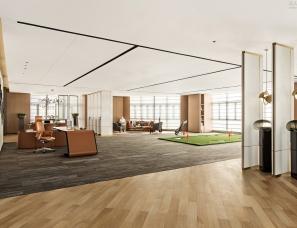 汇格设计丨深圳远洋新干线办公展示中心