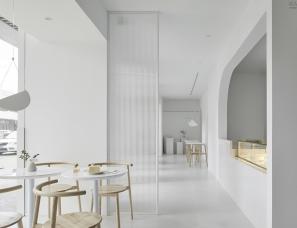 未止空间设计--早安时甜品店