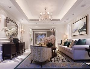 蓝山香氛-滕州亿丰·和家園样板间-成象设计出品