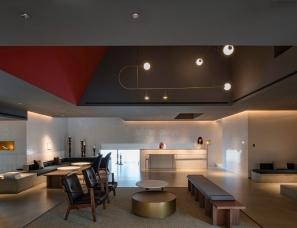 如恩设计--台北金普顿大安酒店