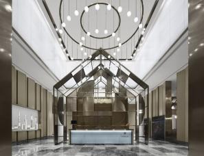 于强设计--万科▪温州理想之城销售中心