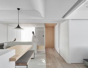 虫点子创意设计--士林俩人宅/单层