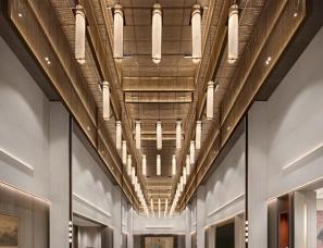 矩阵纵横+牧笛设计--福建宁德大东海翡翠湖售楼处+样板间