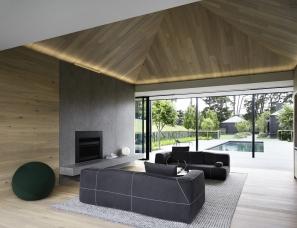 Griffiths design studio--Pool Pavilion