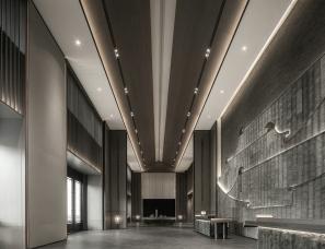 盘石设计+元禾大千--建发鼎华·北大珑廷售楼中心
