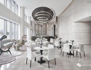 HWCD设计--上海禹洲雍锦府营销中心