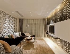 梁景华设计--无锡江湾城样板房2012
