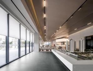 研本设计--广东江门美的远洋·云著销售中心