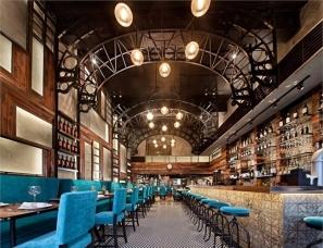 陈德坚设计--Iberico & Co餐厅