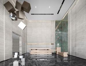 赛拉维设计--旭辉银盛泰·辉盛岚湾营销中心