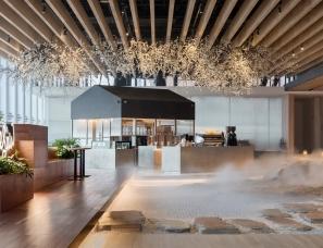 NOTA 建筑设计--这个咖啡馆有点儿仙!