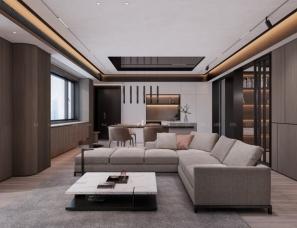 深圳迪尚设计--重塑 | 现代空间里的温馨对白