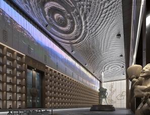 哈尔滨茅台体验中心——杨强设计