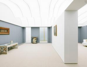SUPERVOID--多利亚·潘菲利美术馆改造