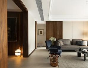 千上设计--新与旧 温州私宅270㎡